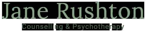 Jane Rushton Counselling & Psychotherapy